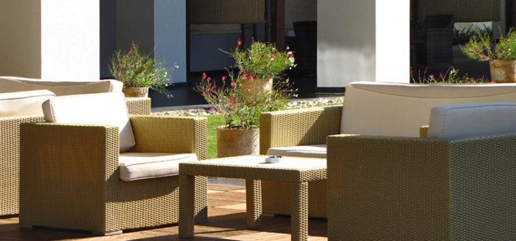 Wir lagern auch Ihre Terrassen- und Gartenmöbel ein!